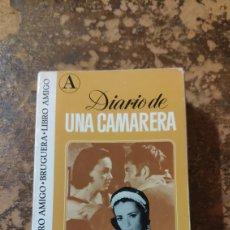 Libros de segunda mano: DIARIO DE UNA CAMARERA (OCTAVE MIRBEAU) (LIBRO AMIGO, BRUGUERA). Lote 288115533