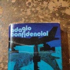 Libros de segunda mano: ADAGIO CONFIDENCIAL (MERCEDES SALISACHS). Lote 288115593