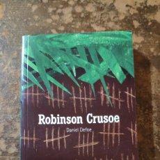 Libros de segunda mano: ROBINSON CRUSOE (DANIEL DEFOE) (EL PAIS, AVENTURAS). Lote 288115733