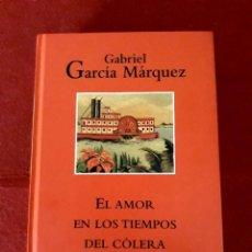 Libros de segunda mano: EL AMOR EN LOS TIEMPOS DEL CÓLERA GABRIEL GARCIA MÁRQUEZ BIBLIOTECA GARCIA MÁRQUEZ RBA 2004. Lote 288139658