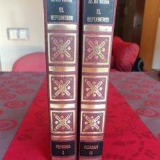 Libros de segunda mano: LIBRO EL HEPTAMERON 2 VOL. ED. PETRONIO.. Lote 288453598