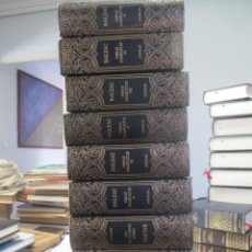 Libros de segunda mano: HONORE DE BALZAC OBRAS COMPLETAS (10 TOMOS) W9405. Lote 288512673