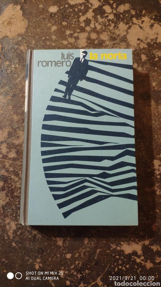 LA NORIA (LUIS ROMERO) (CÍRCULO DE LECTORES) (Libros de Segunda Mano (posteriores a 1936) - Literatura - Narrativa - Clásicos)