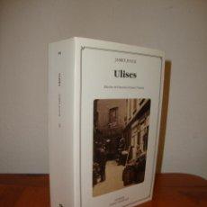 Libros de segunda mano: ULISES - JAMES JOYCE - CATEDRA - MUY BUEN ESTADO, EDICIÓN DE FRANCISCO GARCÍA TORTOSA,V. DESCRIPCION. Lote 289505633