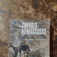 Libros de segunda mano: CUMBRES BORRASCOSAS (EMILY BRONTE). Lote 289524088