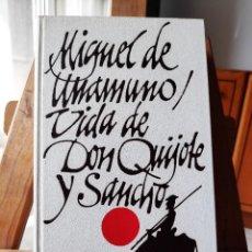 Libros de segunda mano: VIDA DE DON QUIJOTE Y SANCHO, CIRCULO DE LECTORES. Lote 289548063