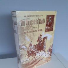 Libros de segunda mano: LIBRO DON QUIJOTE DE LA MANCHA.. Lote 289868458
