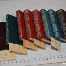 Libros de segunda mano: LOTE CRISOL / CRISOLÍN DE AGUILAR - 8 TÍTULOS VARIADOS / VINTAGE, ANTIGUO - ¡MIRA FOTOS/DETALLES!. Lote 289881118