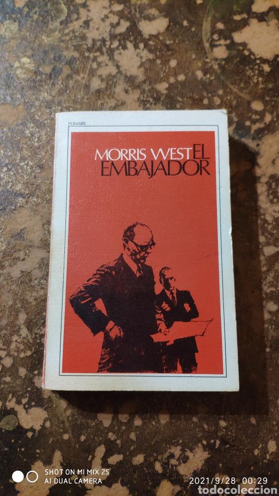 EL EMBAJADOR (MORRIS WEST) (POMAIRE) (Libros de Segunda Mano (posteriores a 1936) - Literatura - Narrativa - Clásicos)