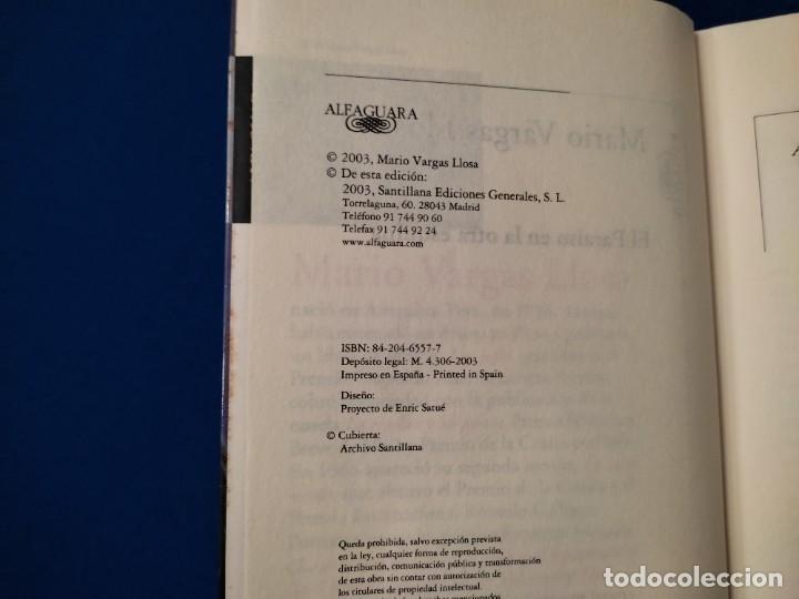 Libros de segunda mano: El Paraiso en la otra Esquina M. Vargas Llosa Santillana Ediciones 2003 - Foto 6 - 293676548