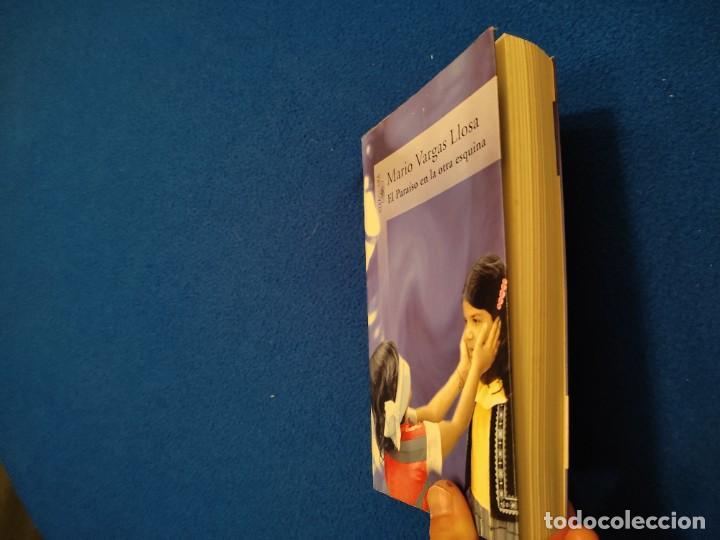 Libros de segunda mano: El Paraiso en la otra Esquina M. Vargas Llosa Santillana Ediciones 2003 - Foto 9 - 293676548