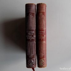 Libros de segunda mano: LIBRERIA GHOTICA. ENRIQUE FLOREZ.MEMORIAS DE LAS REINAS CATOLICAS DE ESPAÑA. 2 TOMOS.CRISOL 122-123. Lote 294098448