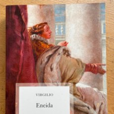 Libros de segunda mano: LA ENEIDA VIRGILIO, EDITORIAL GREDOS. Lote 295431288