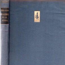 Libros de segunda mano: LAS GUERRAS DE LOS JUDIOS - FLAVIO JOSEFO, TRAD. JUAN A. G. LARRAYA - JOSÉ JANÉS EDITOR 1952. Lote 295434153