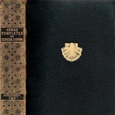 Libros de segunda mano: OBRAS COMPLETAS DE CONCHA ESPINA - EDICIONES FAX 1944. Lote 295435743