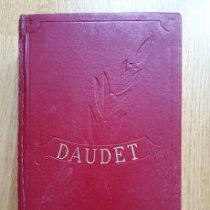 Libros de segunda mano: DAUDET - OBRAS INMORTALES - EDAF - 1968. Lote 295588523