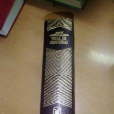 Libros de segunda mano: RAMON GOMEZ DE LA SERNA. TOTAL DE GREGUERIAS. AGUILAR, 2ª EDC. 1962. Lote 295649928