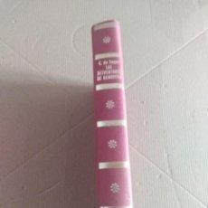 Libros de segunda mano: LIBRO CONDESA DE SEGUR LAS DESVENTURAS DE GENOVEVA 1977. Lote 295685318