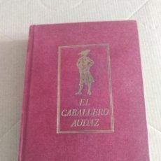 Libros de segunda mano: LIBRO EL CABALLERO AUDAZ UNA HERIDA EN EL CIELO. Lote 295686093