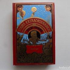 Libros de segunda mano: LIBRERIA GHOTICA. JULIO VERNE. MIGUEL STROGOFF. VIAJES EXTRAORDINARIOS.1982. ILUSTRADO CON GRABADOS.. Lote 295824688