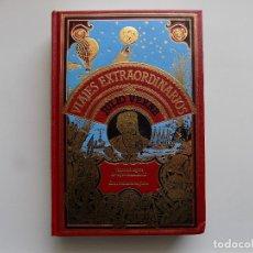 Libros de segunda mano: LIBRERIA GHOTICA. JULIO VERNE. 20.000 LEGUAS DE VIAJE SUBMARINO. VIAJES EXTRAORDINARIOS.1982.. Lote 295840793