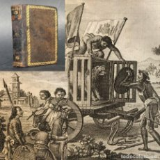 Libros de segunda mano: 1814 - EL INGENIOSO HIDALGO DON QUIXOTE DE LA MANCHA - MIGUEL DE CERVANTES SAAVEDRA - QUIJOTE. Lote 297265228