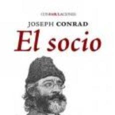 Libros: NARRATIVA. NOVELA. EL SOCIO - JOSEPH CONRAD. Lote 42566055