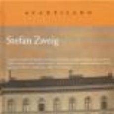 Libros: NOVELAS GASTOS DE ENVIO GRATIS STEFAN ZWEIG EL ACANTILADO,. Lote 92775042