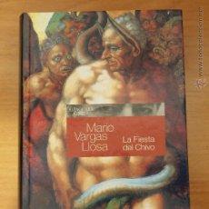 Libros: LA FIESTA DEL CHIVO. Lote 53600758