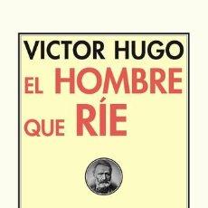 Libri: EL HOMBRE QUE RIE HUGO, VICTOR : PRE-TEXTOS, 2016. GASTOS DE ENVIO GRATIS PRETEXTOS. Lote 223923530