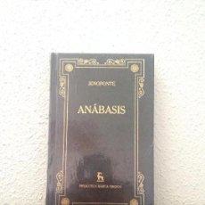 Libros: JENOFONTE: ANÁBASIS. Lote 58541423