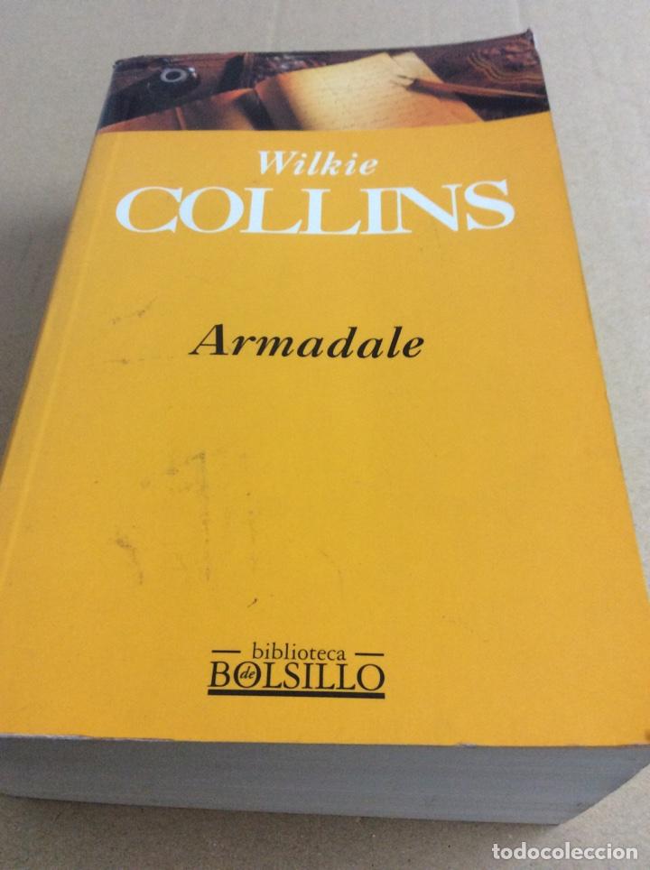 WILKIE COLLINS / ARMADALE (Libros Nuevos - Literatura - Narrativa - Clásicos Universales)