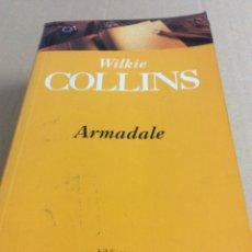 Libros: WILKIE COLLINS / ARMADALE. Lote 75625735