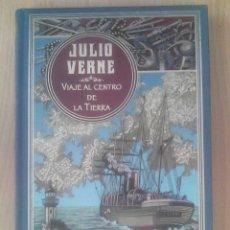 Libros: VIAJE AL CENTRO DE LA TIERRA COLECCIÓN HETZEL 2014. Lote 97142168