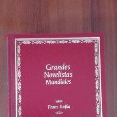 Libros: FRANZ KAFKA. Lote 86103616