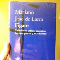 Libros: LARRA, FIGARO, ED. RAE, 2016 PERFECTO ESTADO.. Lote 88936884