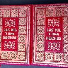 Libros: LAS MIL Y UNA NOCHES 2 TOMOS BIBLIOTECA DE LOS GRANDES CLASICOS. Lote 92266845