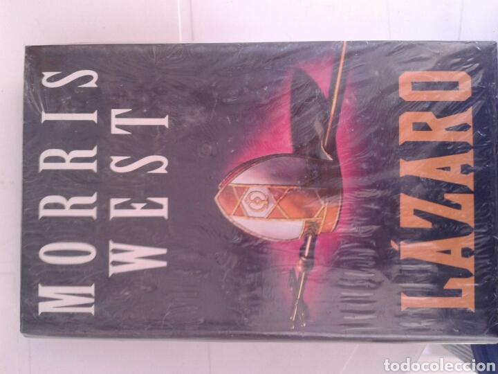 LAZARO. MORRIS WEST (Libros Nuevos - Literatura - Narrativa - Clásicos Universales)