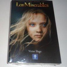 Libros: LOS MISERABLES POR VICTOR HUGO LIBRO TAPA DURA. Lote 97049135