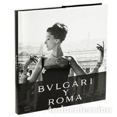 Libros: BULGARI Y ROMA (ED. BILINGÜE) VV.AA. FUNDACIÓN THYSSEN-BORNEMISZA, 2016 GASTOS DE ENVIO GRATIS. Lote 97975839