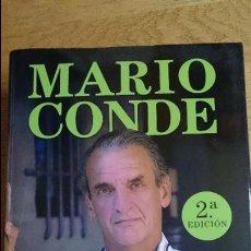 Libros: MARIO CONDE, DE AQUÍ SE SALE. Lote 100248251