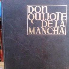 Libros: DON QUIJOTE DE LA MANCHA TOMO 2º MIGUEL DE CERVANTES AFANIAS , ESPASA CALPE. Lote 103927611