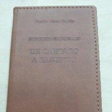 Libros: DE CARTAGO A SAGUNTO ( EPISODIOS NACIONALES ) . Lote 106186619