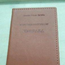 Libros: VERGARA ( EPISODIOS NACIONALES ) BENITO PEREZ GALDOS. Lote 106188423