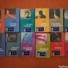 Libros: COLECCIÓN LA VANGUARDIA 'NARRATIVA DE HOY' 12 NÚMEROS. Lote 111326688