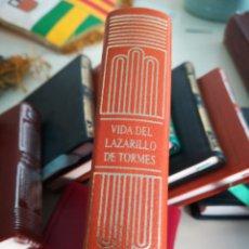 Libros: CRISOLIN 010 COLECCIÓN CRISOL SIGLO XXI VIDA DEL LAZARILLO DE TORMES. Lote 113981479