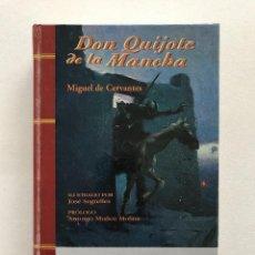 Libros: DON QUIJOTE DE LA MANCHA - MIGUEL DE CERVANTES . Lote 119719495