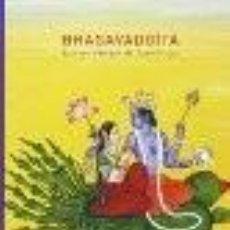 Libros: BHAGAVADGITA EL CANTO DEL BIENAVENTURADO ATALANTA GASTOS DE ENVIO GRATIS. Lote 120481919