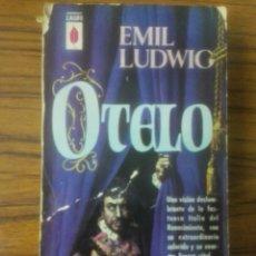 Libros: OTELO,NOVELA EN ESPAÑOL. MAL ESTADO.. Lote 120814046
