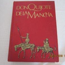 Libros: DON QUIJOTE DE LA MANCHA SEGUNDO TOMO 783 PAGINAS ARGOS. Lote 121126407